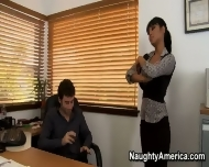 Priya fucked in office